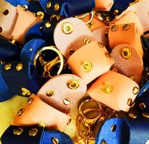 RFID брелки для женщин ZORIO