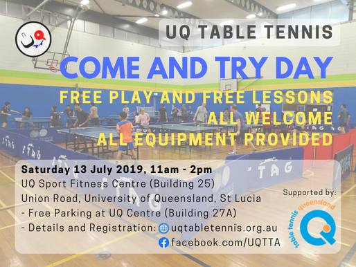 Come and Try Day