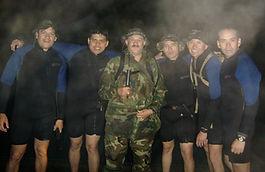 INSTRUCTORES Curso COBRAS, Primera Región Militar, año 2008.