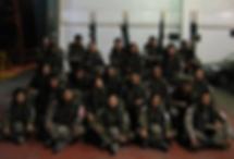 """Primer Curso de Atención Medico Tactica """"COBRAS"""" (Jefes y Oficiales Servicio de Sanidad) Primera Región Militar."""