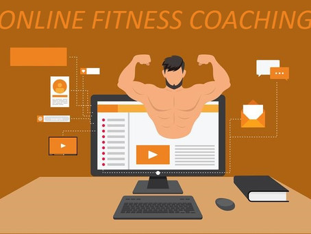 Why Online Fitness Coaching?