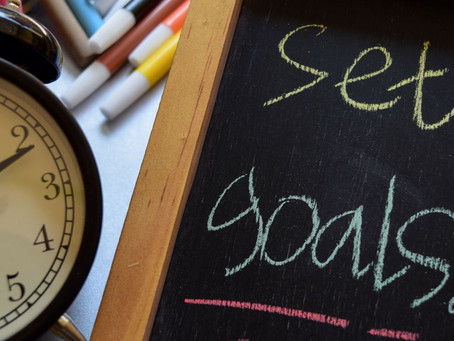 Steps and Guidelines For Goal Setting