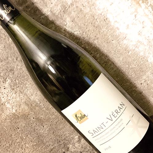 AOP Saint Véran 2018 - Chardonnay
