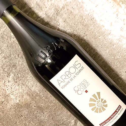 AOC Arbois 2017 Trousseau - Pinot Noir