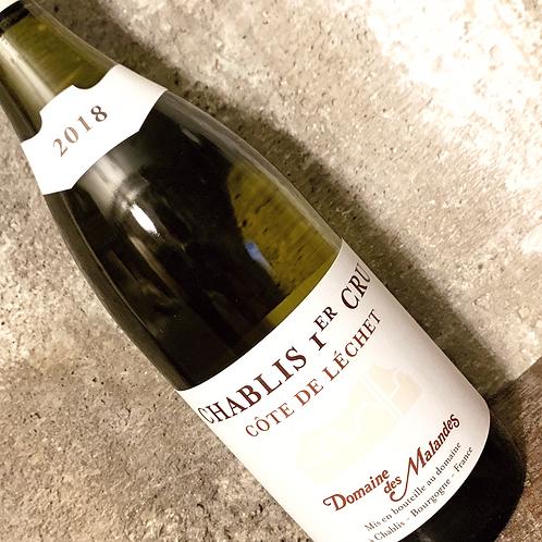 AOC Chablis 1er Cru 2018 - Chardonnay