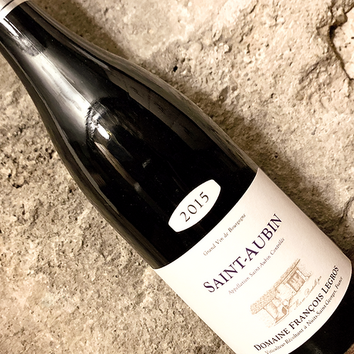 AOC Saint Aubin 2015 - Pinot Noir