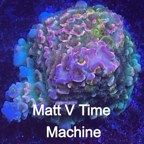 Matt V Time Machine