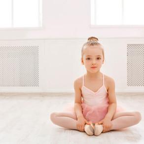 A quel âge peut-on débuter les cours de ballet ?