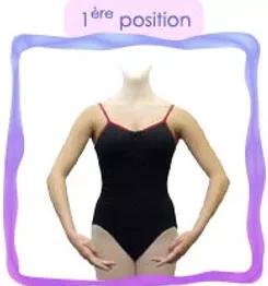 Les 5 positions en danse