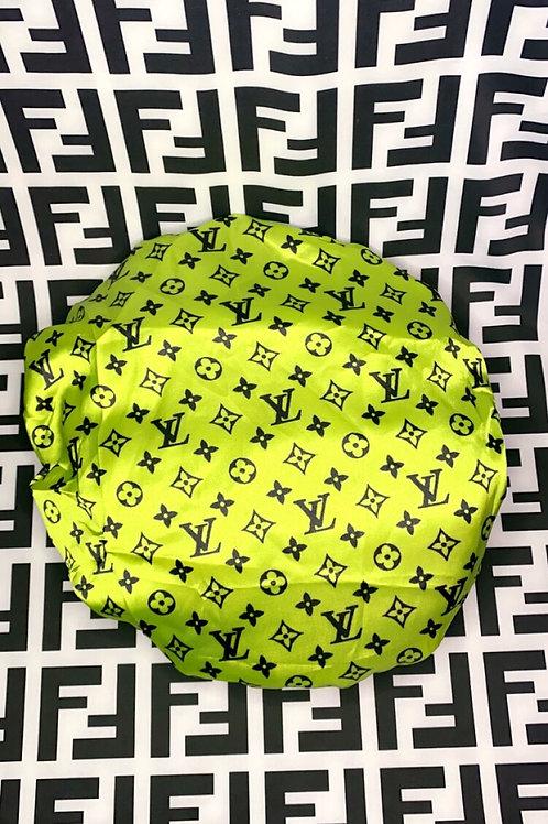 Slime Green LV Bonnet
