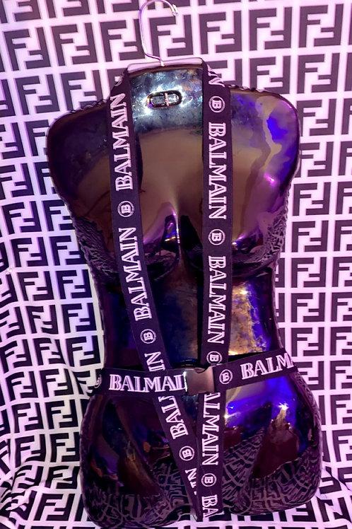Black & White Balmain Slingshot