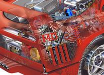 Motorfocus il sito dedicato alle auto d'epoca.
