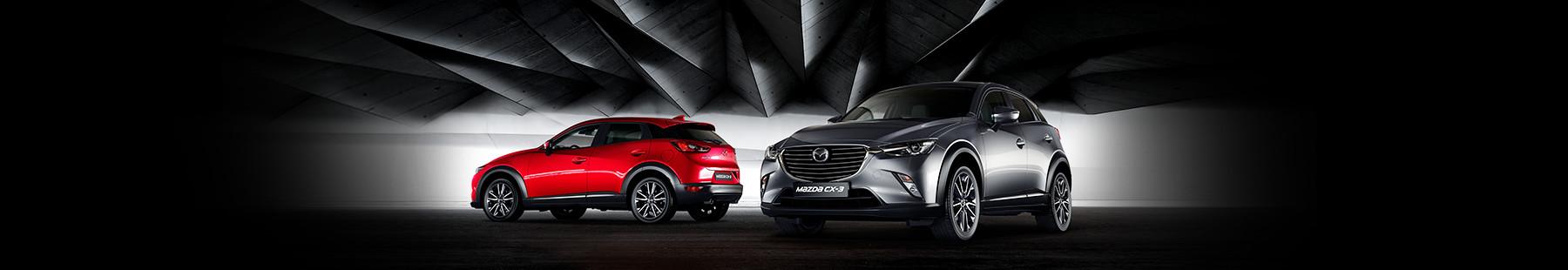 Nuova Mazda CX-3