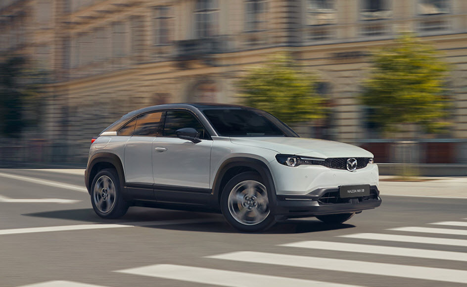 Nuova Mazda MX-30