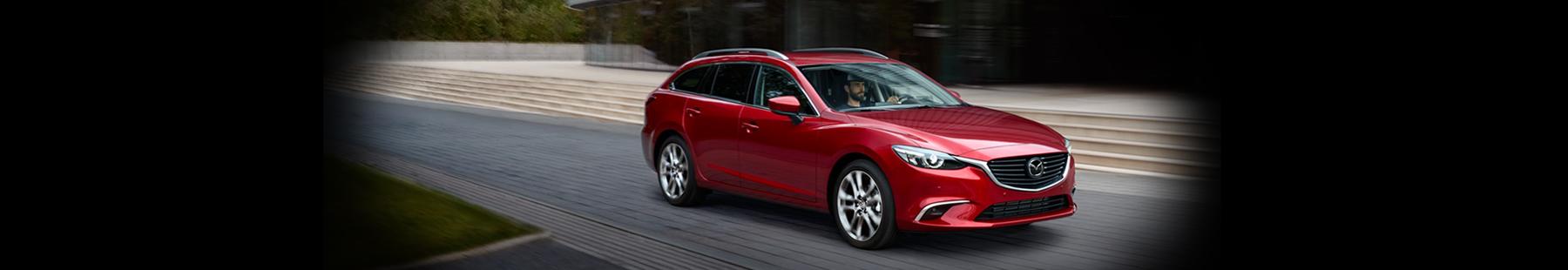Nuova Mazda 6 SW