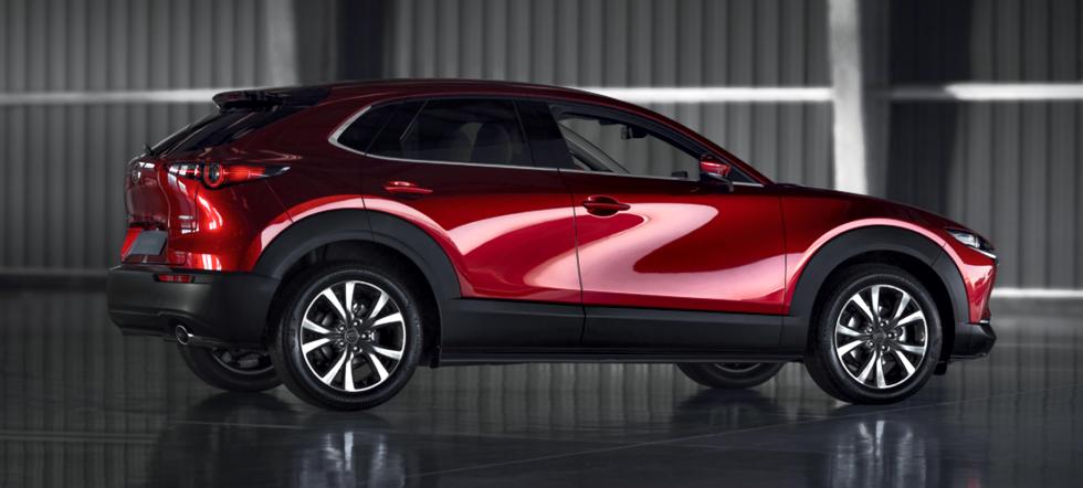 Nuova Mazda CX-30 - Dinamica ed entusiasmante da guidare
