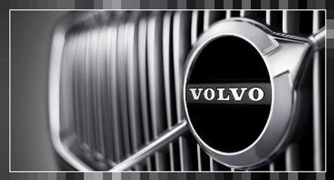 Showroom Volvo della concessioanria Nesti Auto a Pisa
