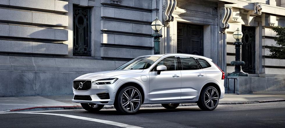 Volvo XC60. Il SUV più desiderato!