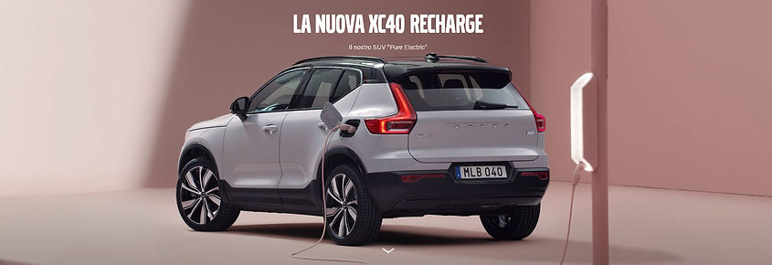 volvo xc40 recharge plug-in concessionar