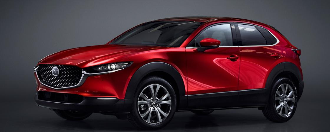 Nuova Mazda CX-30 - Il SUV Coupé by Mazda