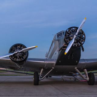 Unsere Ju 52
