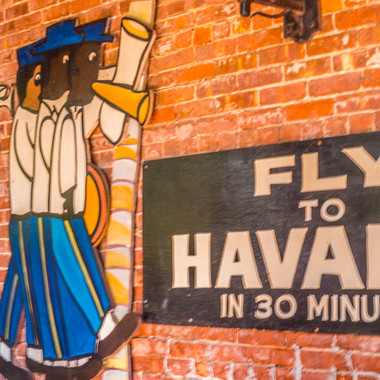 Fly to Havanna