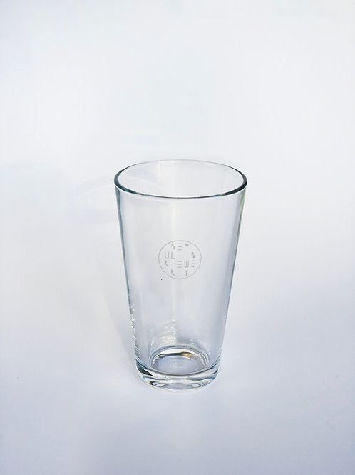 Seoul Brewery Logo Pint Glass