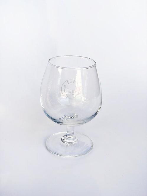 Seoul Brewery Logo Goblet Glass