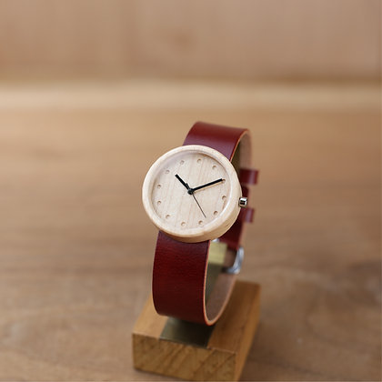 MAPLE ORGANIC RED 32mm