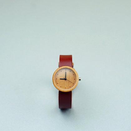 CHERRY ORGANIC RED 28mm.