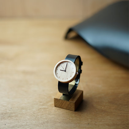 MAPLE ORGANIC BLACK 38mm.