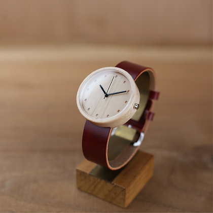 MAPLE ORGANIC RED 38mm