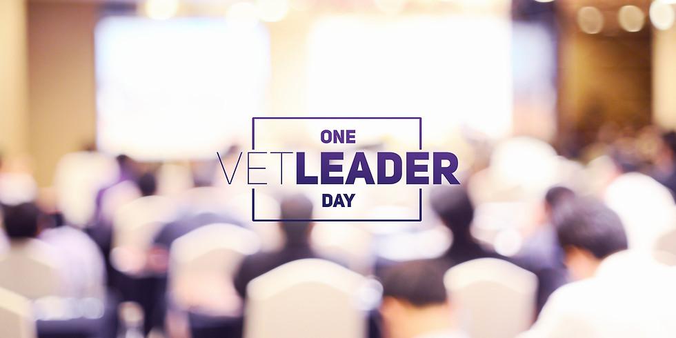 V.E.T. LEADER ONE DAY 2019