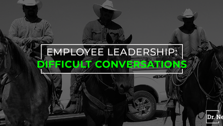 Employee Leadership: Difficult Conversations