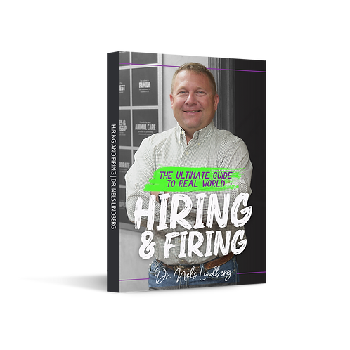 The Ultimate Guide To Hiring And Firing (Preorder)