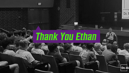 Thank You Ethan