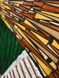 Mosaic close up 1