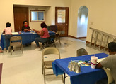 Community Gathering - Thank you Indiana Avenue Church!