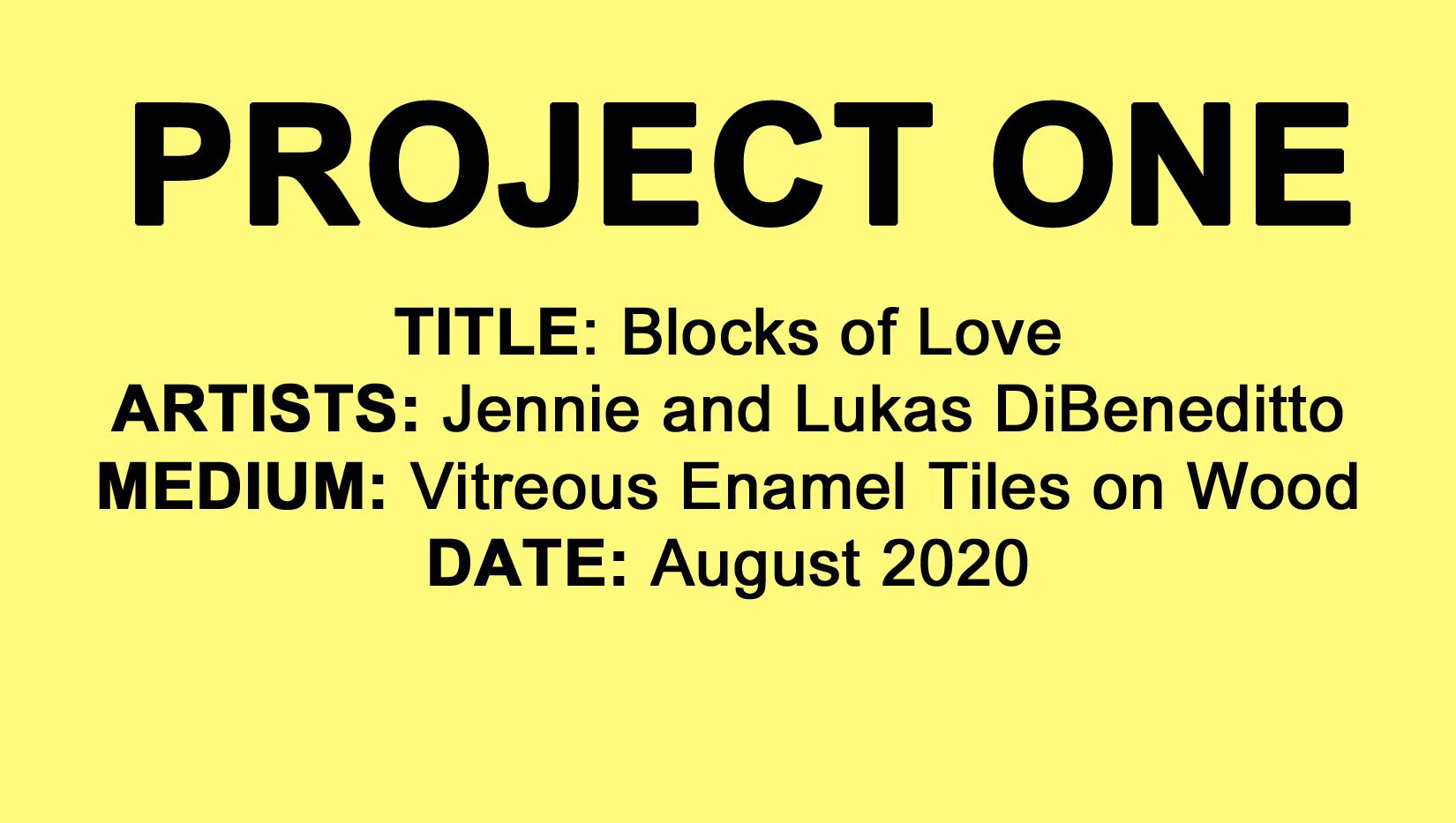 Blocks of Love
