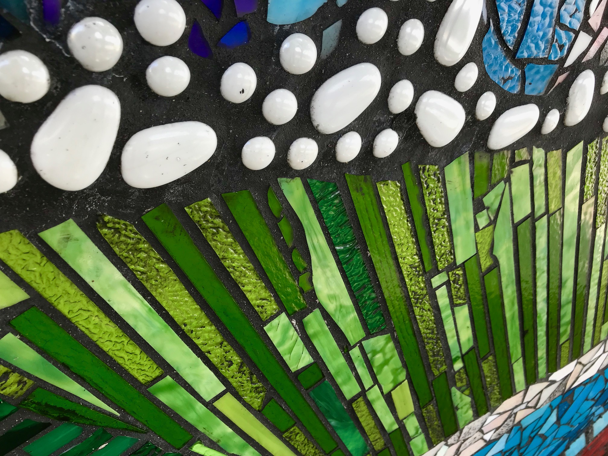 mosaic close up 2