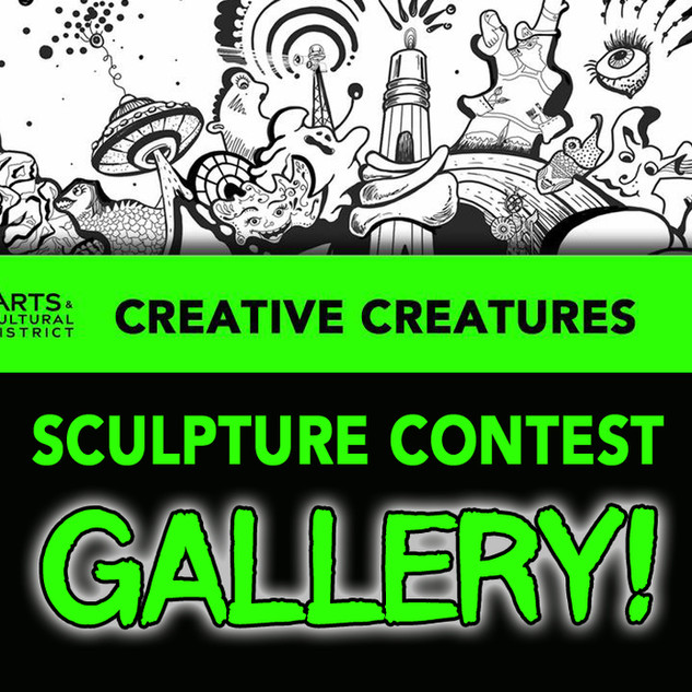 Sculpture Contest Gallery!