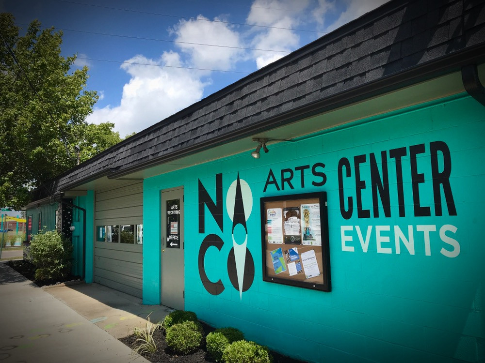 The NoCo Arts Center (NAC)  Located at: 628 Michigan Ave. Jeffersonville, IN 47130
