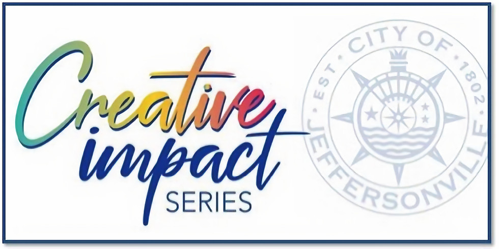 Creative Impact Series: ARTIST in RESIDENCE (Painting with Cai)