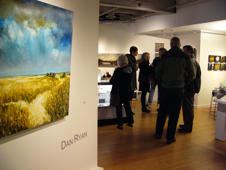 Back County Art Exhibition