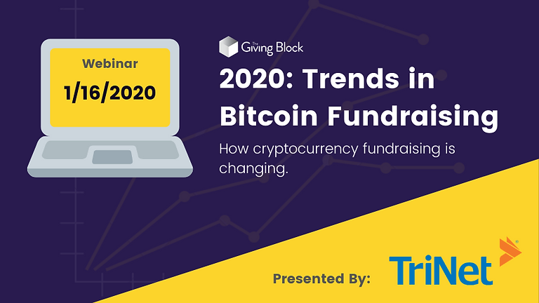 2020: Trends in Bitcoin Fundraising