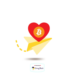 Donate Cryptocurrency Bitcoin