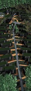 Digital aerial render