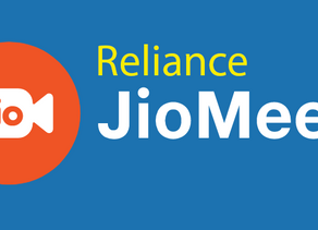 Reliance - JioMeet in a competition of Zoom Application.