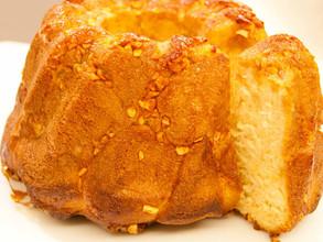 「パン・デ・シュクレ・アマンド」つくりました。
