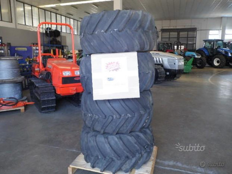 GOMME GOOD YEAR 31 x15,50 x 15 nuove